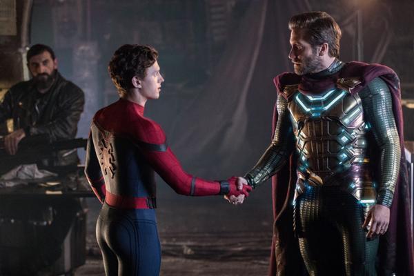 Giải thích về thuyết đa vũ trụ trong Spider-Man: Far From Home ảnh 1