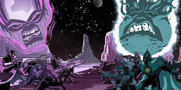 After-credit của Far From Home được cho là hé lộ sự kiện lớn tiếp theo của MCU - cuộc chiến giữa hai loài Kree - Skrull.