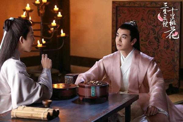 5 cặp đôi namnam được yêu thích nhất trong phim truyền hình Hoa ngữ ảnh 7
