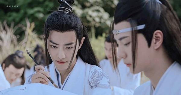 5 cặp đôi namnam được yêu thích nhất trong phim truyền hình Hoa ngữ ảnh 24