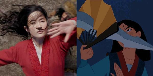 So sánh trailer Mulan live-action 2019 với bản hoạt hình 1998 ảnh 15