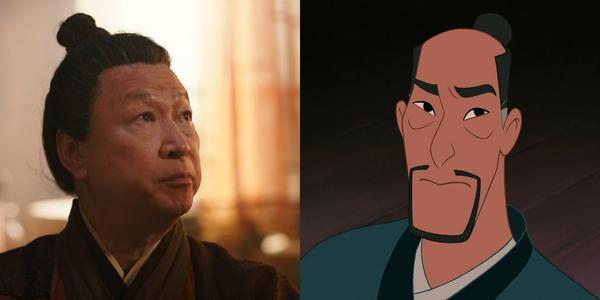 So sánh trailer Mulan live-action 2019 với bản hoạt hình 1998 ảnh 3
