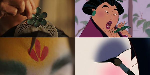 So sánh trailer Mulan live-action 2019 với bản hoạt hình 1998 ảnh 5
