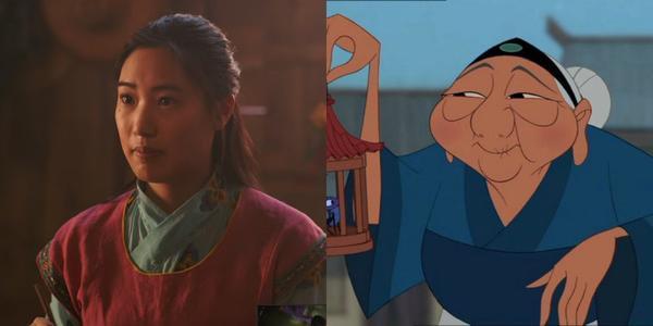 So sánh trailer Mulan live-action 2019 với bản hoạt hình 1998 ảnh 4