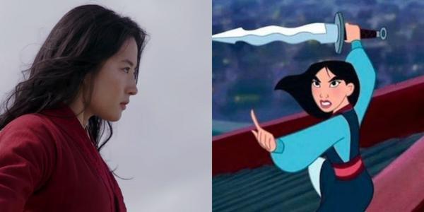 So sánh trailer Mulan live-action 2019 với bản hoạt hình 1998 ảnh 16