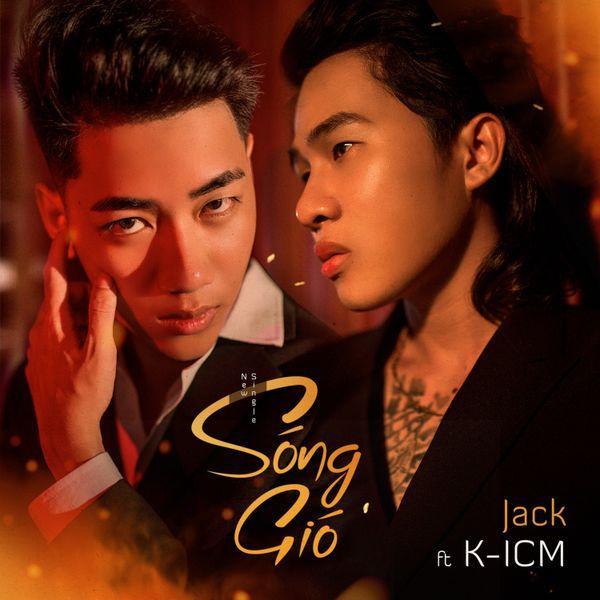 Poster Single Sóng gió của Jack và K-ICM được công bố.