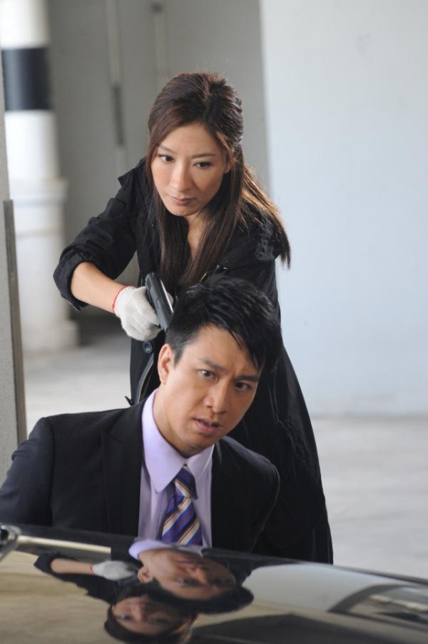 4 lần Dương Di khiến khán giả bị shock trên màn ảnh TVB: Diêu Kim Linh hay Lâm Tụng Ân điên hơn? ảnh 12