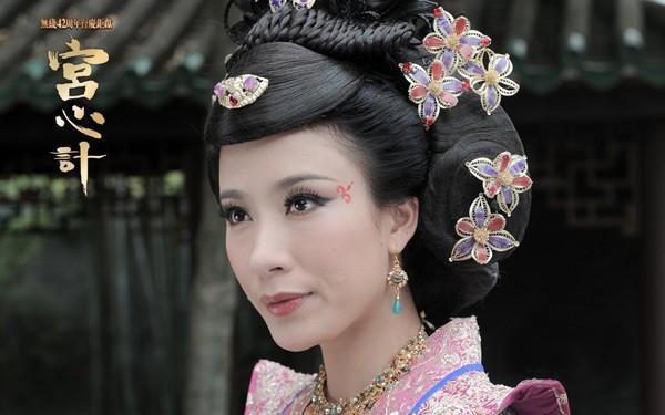 4 lần Dương Di khiến khán giả bị shock trên màn ảnh TVB: Diêu Kim Linh hay Lâm Tụng Ân điên hơn? ảnh 2