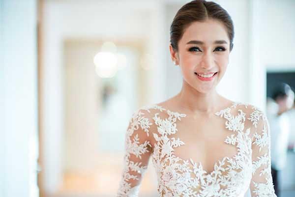 Những lễ cưới lộng lẫy, lung linh và ngập tràn hạnh phúc của sao Thái! ảnh 39