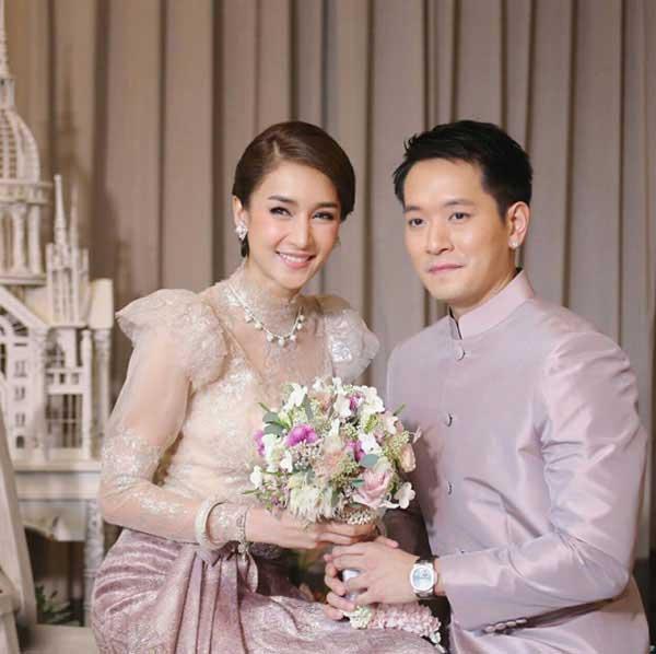 Những lễ cưới lộng lẫy, lung linh và ngập tràn hạnh phúc của sao Thái! ảnh 33