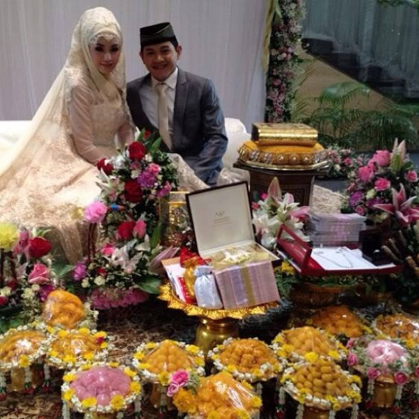 Những lễ cưới lộng lẫy, lung linh và ngập tràn hạnh phúc của sao Thái! ảnh 21