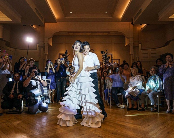 Những lễ cưới lộng lẫy, lung linh và ngập tràn hạnh phúc của sao Thái! ảnh 7
