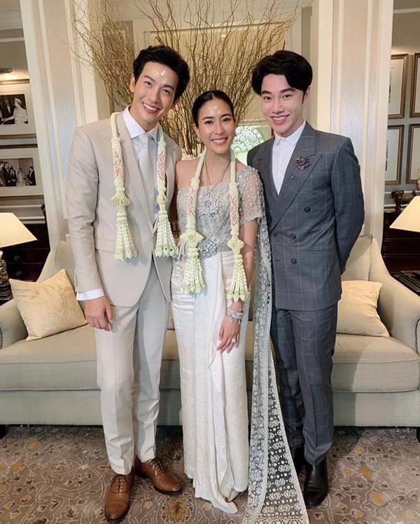 Những lễ cưới lộng lẫy, lung linh và ngập tràn hạnh phúc của sao Thái! ảnh 27
