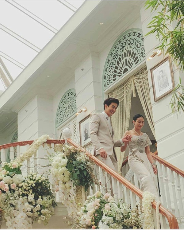 Những lễ cưới lộng lẫy, lung linh và ngập tràn hạnh phúc của sao Thái! ảnh 29