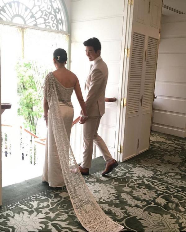 Những lễ cưới lộng lẫy, lung linh và ngập tràn hạnh phúc của sao Thái! ảnh 26