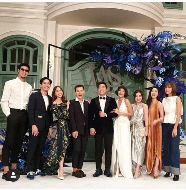 Những lễ cưới lộng lẫy, lung linh và ngập tràn hạnh phúc của sao Thái! ảnh 3
