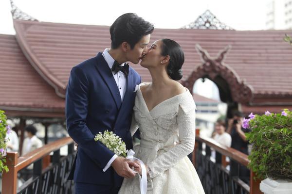 Những lễ cưới lộng lẫy, lung linh và ngập tràn hạnh phúc của sao Thái! ảnh 31