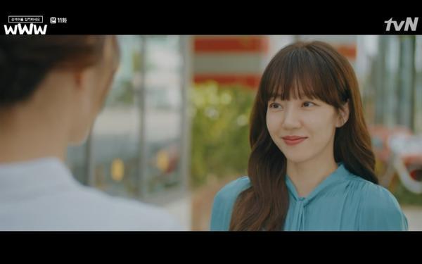 Phim Search: WWW tập 11: Lee Da Hee trở mặt với tiền bối thân thiết để về phe Im Soo Jung ảnh 4