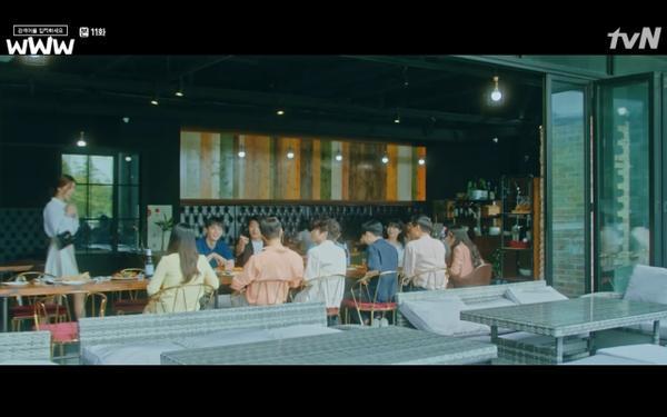 Phim Search: WWW tập 11: Lee Da Hee trở mặt với tiền bối thân thiết để về phe Im Soo Jung ảnh 5