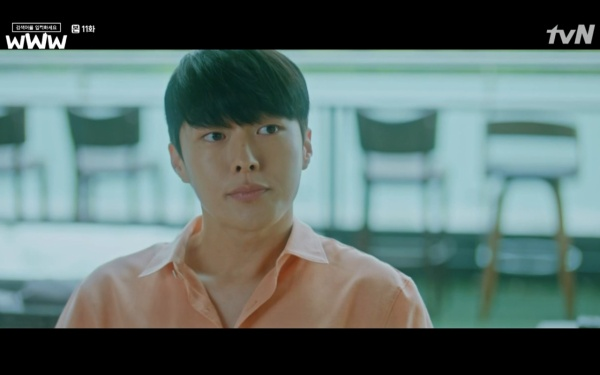 Phim Search: WWW tập 11: Lee Da Hee trở mặt với tiền bối thân thiết để về phe Im Soo Jung ảnh 6
