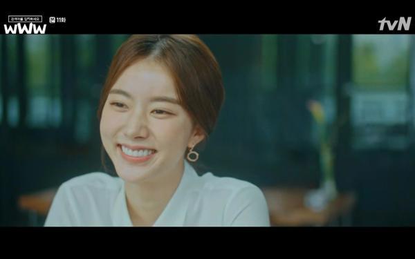 Phim Search: WWW tập 11: Lee Da Hee trở mặt với tiền bối thân thiết để về phe Im Soo Jung ảnh 8
