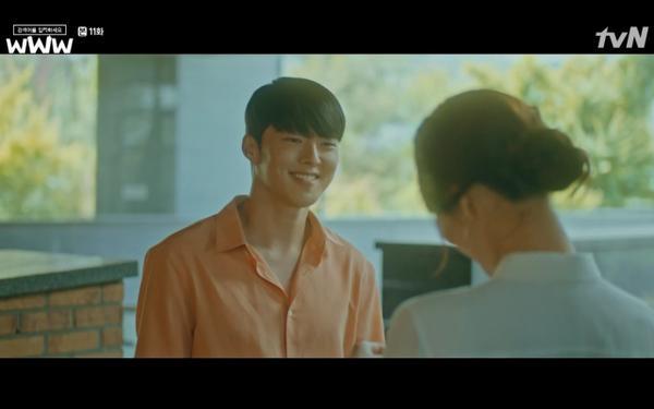 Phim Search: WWW tập 11: Lee Da Hee trở mặt với tiền bối thân thiết để về phe Im Soo Jung ảnh 10