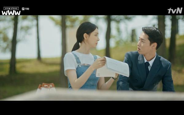 Cha Hyun cảm thấy rối bời với tình cảm của mình.