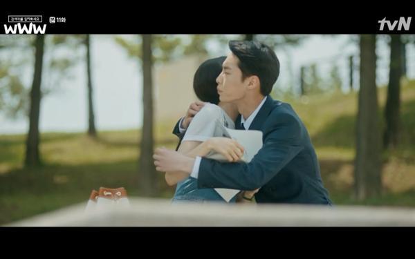 Phim Search: WWW tập 11: Lee Da Hee trở mặt với tiền bối thân thiết để về phe Im Soo Jung ảnh 36