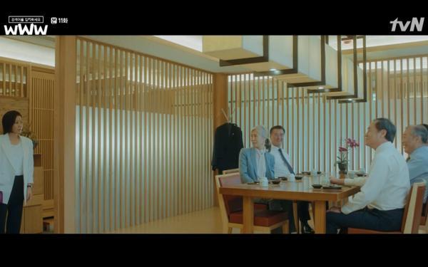 Phim Search: WWW tập 11: Lee Da Hee trở mặt với tiền bối thân thiết để về phe Im Soo Jung ảnh 12
