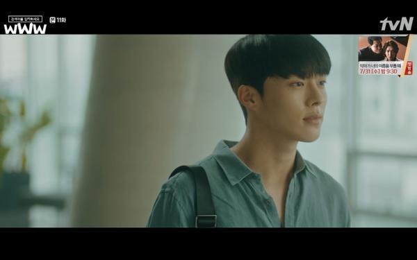 Phim Search: WWW tập 11: Lee Da Hee trở mặt với tiền bối thân thiết để về phe Im Soo Jung ảnh 22