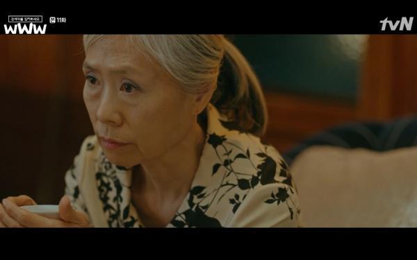 Phim Search: WWW tập 11: Lee Da Hee trở mặt với tiền bối thân thiết để về phe Im Soo Jung ảnh 20