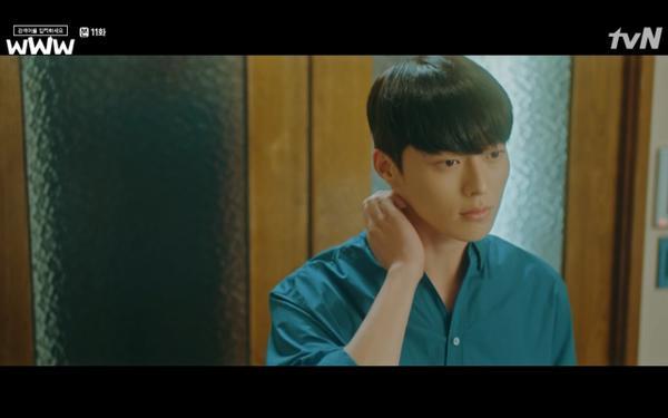 Phim Search: WWW tập 11: Lee Da Hee trở mặt với tiền bối thân thiết để về phe Im Soo Jung ảnh 29