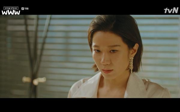 Phim Search: WWW tập 11: Lee Da Hee trở mặt với tiền bối thân thiết để về phe Im Soo Jung ảnh 47