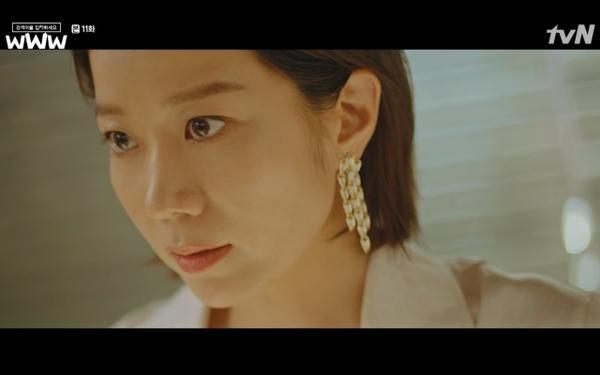 Phim Search: WWW tập 11: Lee Da Hee trở mặt với tiền bối thân thiết để về phe Im Soo Jung ảnh 48