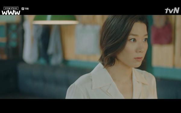 Phim Search: WWW tập 11: Lee Da Hee trở mặt với tiền bối thân thiết để về phe Im Soo Jung ảnh 52
