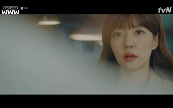 Phim Search: WWW tập 11: Lee Da Hee trở mặt với tiền bối thân thiết để về phe Im Soo Jung ảnh 53
