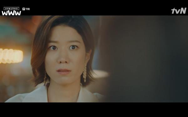 Phim Search: WWW tập 11: Lee Da Hee trở mặt với tiền bối thân thiết để về phe Im Soo Jung ảnh 54