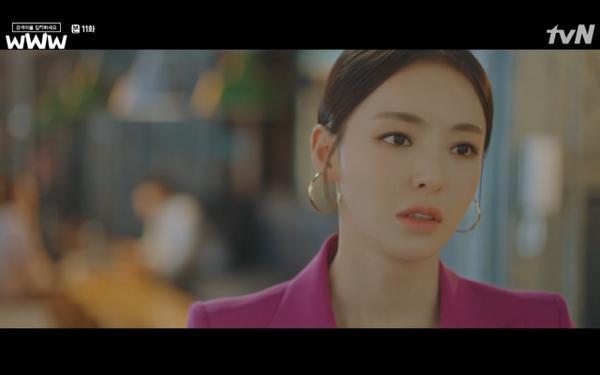 Phim Search: WWW tập 11: Lee Da Hee trở mặt với tiền bối thân thiết để về phe Im Soo Jung ảnh 56