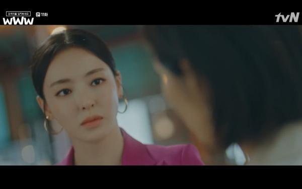 Phim Search: WWW tập 11: Lee Da Hee trở mặt với tiền bối thân thiết để về phe Im Soo Jung ảnh 58
