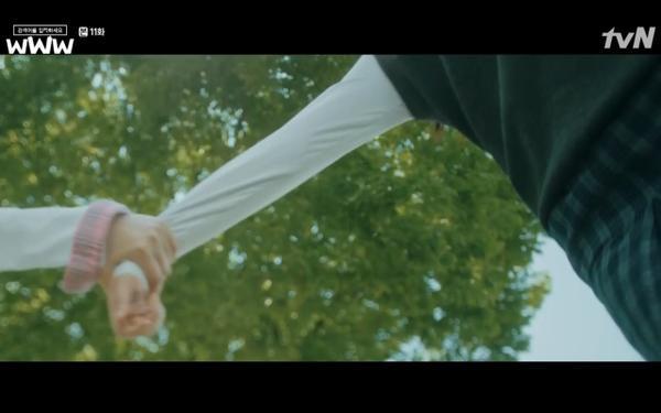 Phim Search: WWW tập 11: Lee Da Hee trở mặt với tiền bối thân thiết để về phe Im Soo Jung ảnh 60