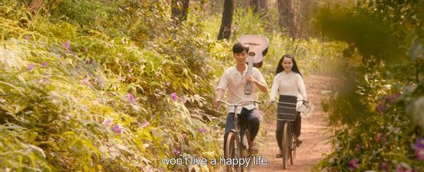 Phim Mắt biếc tung teaser với những thước phim đầu tiên: Nam nữ chính chưa cần thoại, chỉ ánh mắt đã đủ buồn da diết ảnh 2