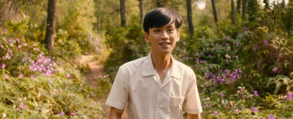Trần Nghĩa trong vai Ngạn.