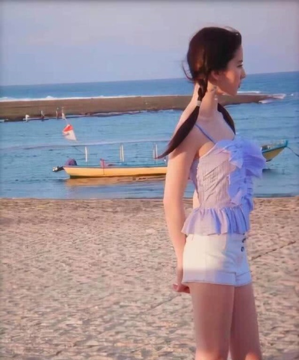 Bức ảnh tuổi 19 của Lưu Diệc Phi