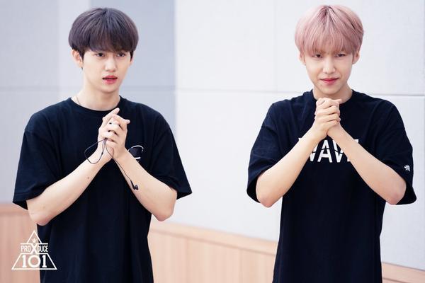 Hwang Yoon Seong với Lee Eun Sang đang cầu nguyện điều gì đây?
