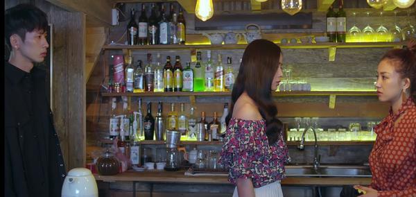 Tập 3 21 ngày yêu em: Mượn rượu trải lòng, Tuấn Trần say nắng Salim bởi nét cá tính ảnh 12