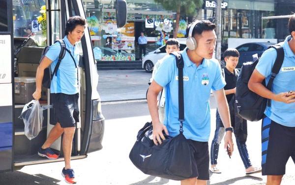 Trong trận đấu với Quảng Nam ở vòng 14, Xuân Trường đã được HLV Lê Tae-hoon tung vào sân ở phút thứ 72.