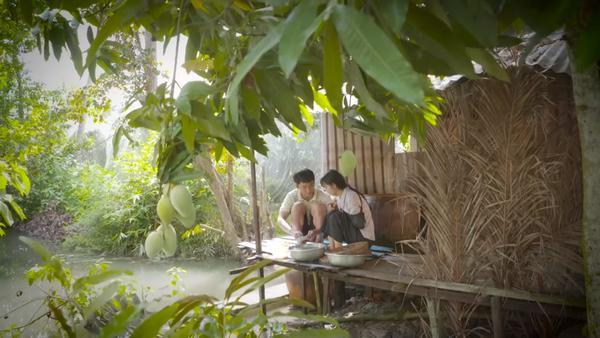 Sau Nàng dâu Order, phim truyền hình Bán chồng ra mắt khai thác đề tài cuộc sống người dân miền Tây ảnh 3