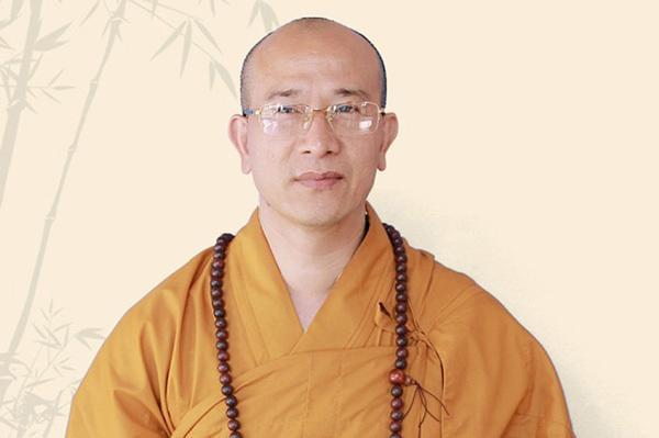 Hội đồng trị sự Giáo hội Phật giáo Việt Nam bãi nhiệm tất cả chức vụ của đại đức Thích Trúc Thái Minh trong Giáo hội. Ảnh: VNN.