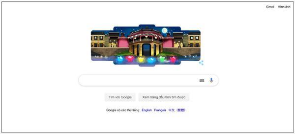 HOT: Hội An xuất hiện trên Google Doodle hôm nay, cư dân mạng Việt Nam cảm thấy siêu tự hào! ảnh 0