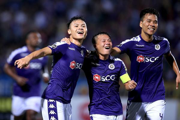 Quang Hải và các đồng đội sẽ hướng trên trận đấu với 1 chiến thắng.